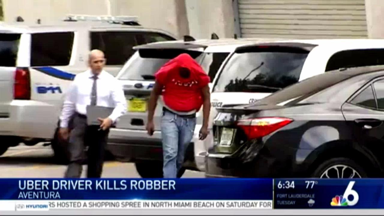 Florida Uber shooting