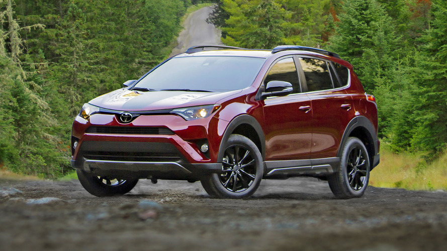 2018 Toyota RAV4 Adventure debuts in Chicago