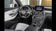 Revelado: Mercedes libera primeiras imagens do GLC Coupé 2017