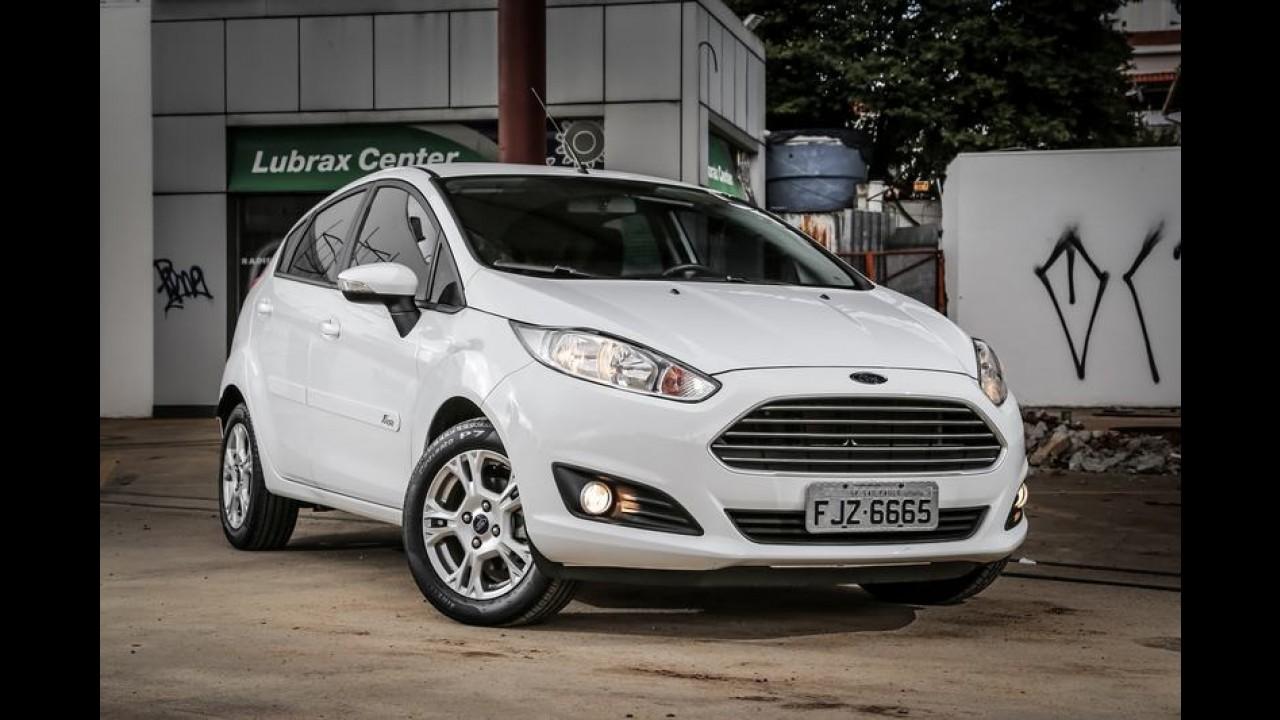 Ford coloca 1.200 de férias coletivas na fábrica de motores de Taubaté