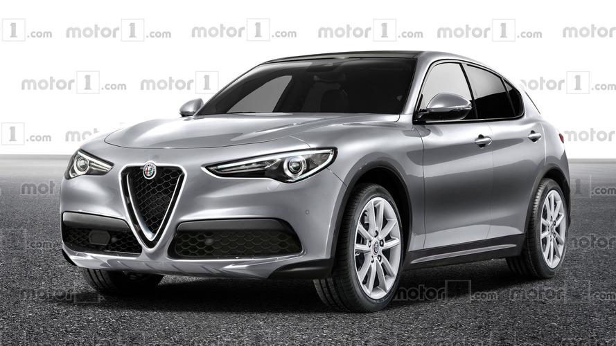 L'Alfa Romeo Stelvio