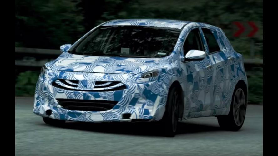 Novo Hyundai i30: versão esportiva aparece em vídeo oficial