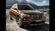 Salão de Pequim: BMW apresenta X1 alongado ao gosto dos chineses