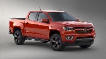 S10 americana: GM mostra Colorado com pegada esportiva e acessórios GearOn