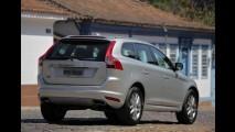 Volvo lança XC60 D5, o 1º modelo a diesel da marca no Brasil