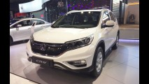 Buenos Aires: Honda CR-V atualizado perde versão 4X2 para se distanciar do HR-V