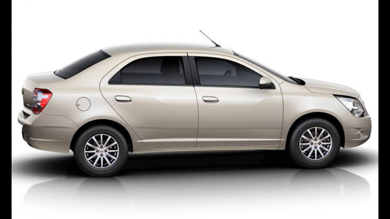 Errata: Chevrolet Cobalt não sofre mudanças e segue com o motor 1.4 Econo flex
