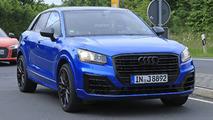 2017 Audi SQ2 casus fotoğrafları