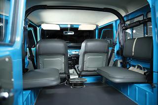 This Spotless Toyota Land Cruiser FJ40 is 4x4 Royalty