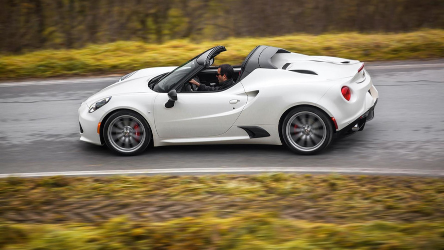 Alfa Romeo 4C Spider priced from $63,900 MSRP (224 photos)
