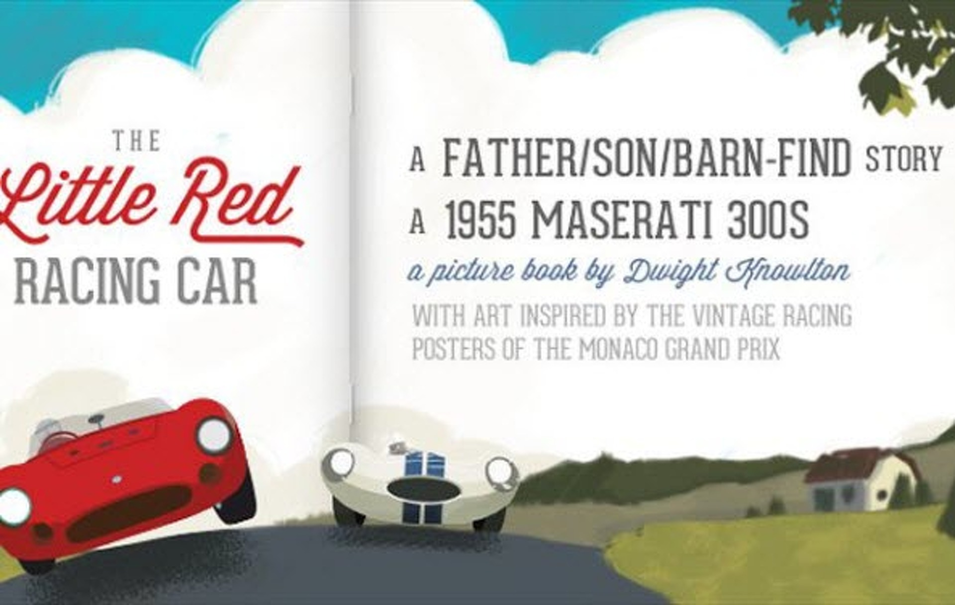 little red racing car is the best kids u0027 car book ever