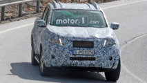 Mercedes-Benz GLT Spy Photos