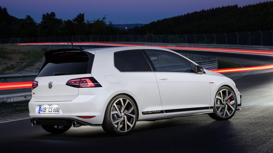 VW Golf GTI Clubsport Edition 40