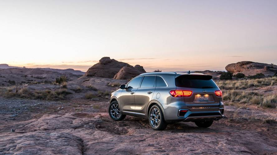 2019 Kia Sorento Previewed Ahead Of Los Angeles Debut
