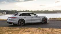 4. Porsche Panamera Turbo Sport Turismo : 3,6 secondes