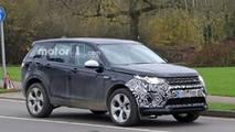 2020/2021 Land Rover Discovery Sport Casus Fotoğraflar