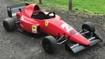 Ferrari 640 F1-89 Children's Car