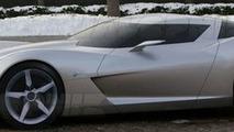 Corvette Centennial Design Concept