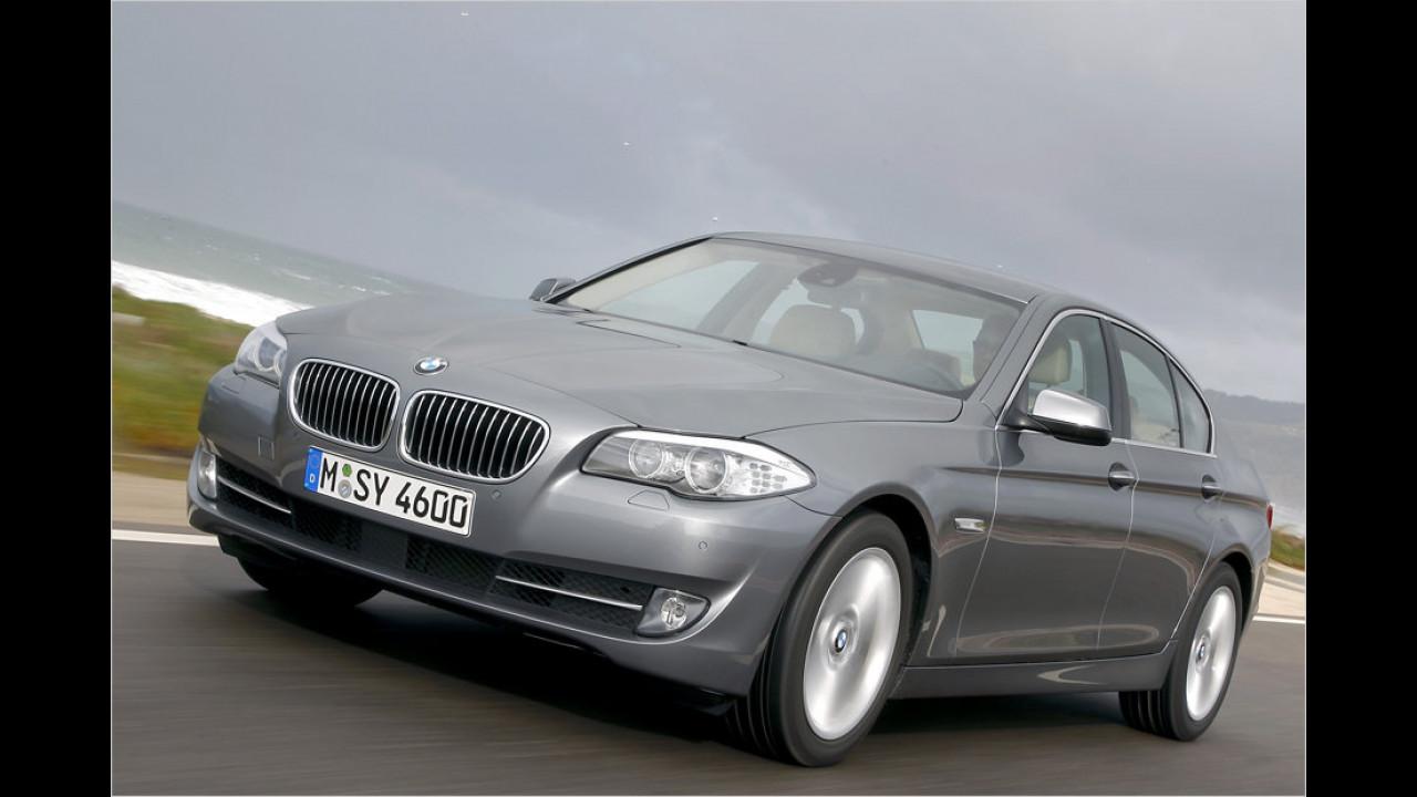 Top: BMW 5er