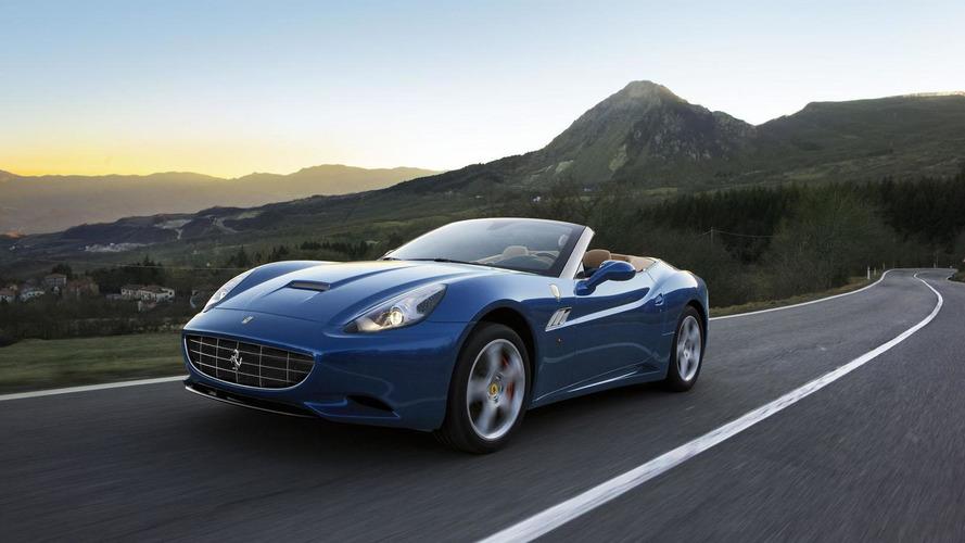 2013 Ferrari California revealed