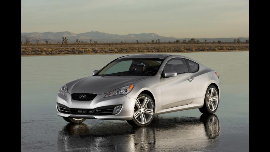Ecco la nuova Hyundai Genesis