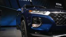 2019 Hyundai Santa Fe at the 2018 New York Auto Show