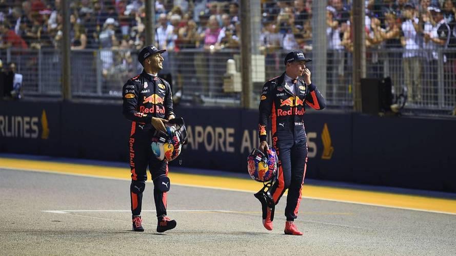 Ricciardo admet parfois