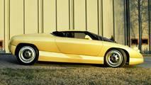 1990 Bertone Corvette Nivola