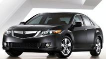 All new 2009 Acura sports sedan