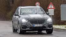 BMW X5 yeni casus fotoğraf