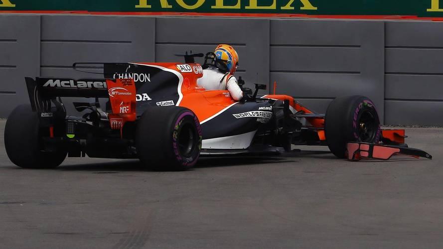McLaren-Honda's 2017 decline 'humiliating' for Alonso