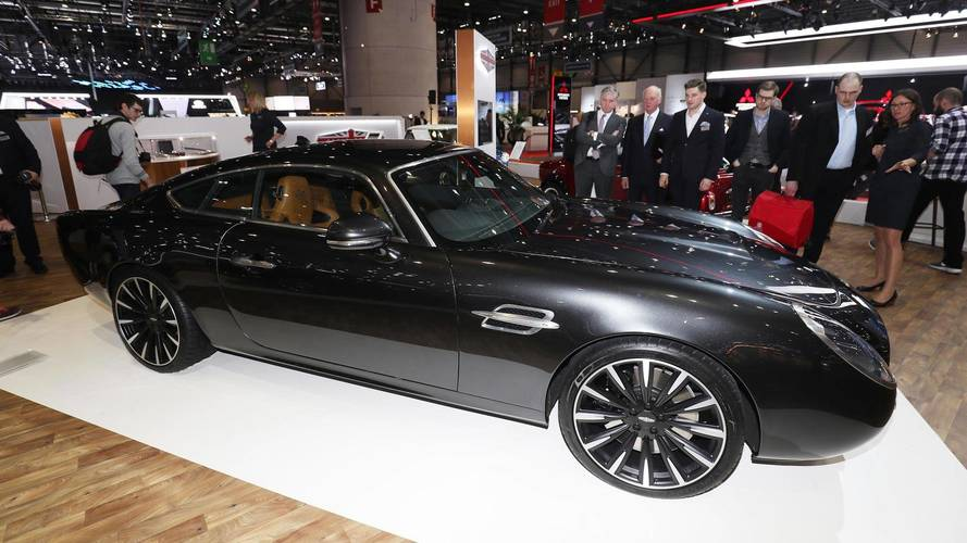 David Brown Speedback Silverstone Edition: Geneva 2018