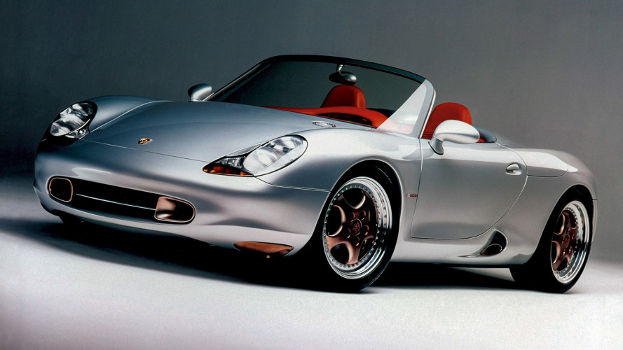 Porsche Boxster Concept, la