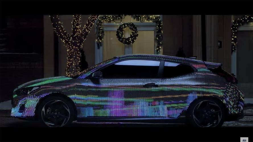 Yeni Hyundai Veloster'ın kısa reklam filmi yayınlandı