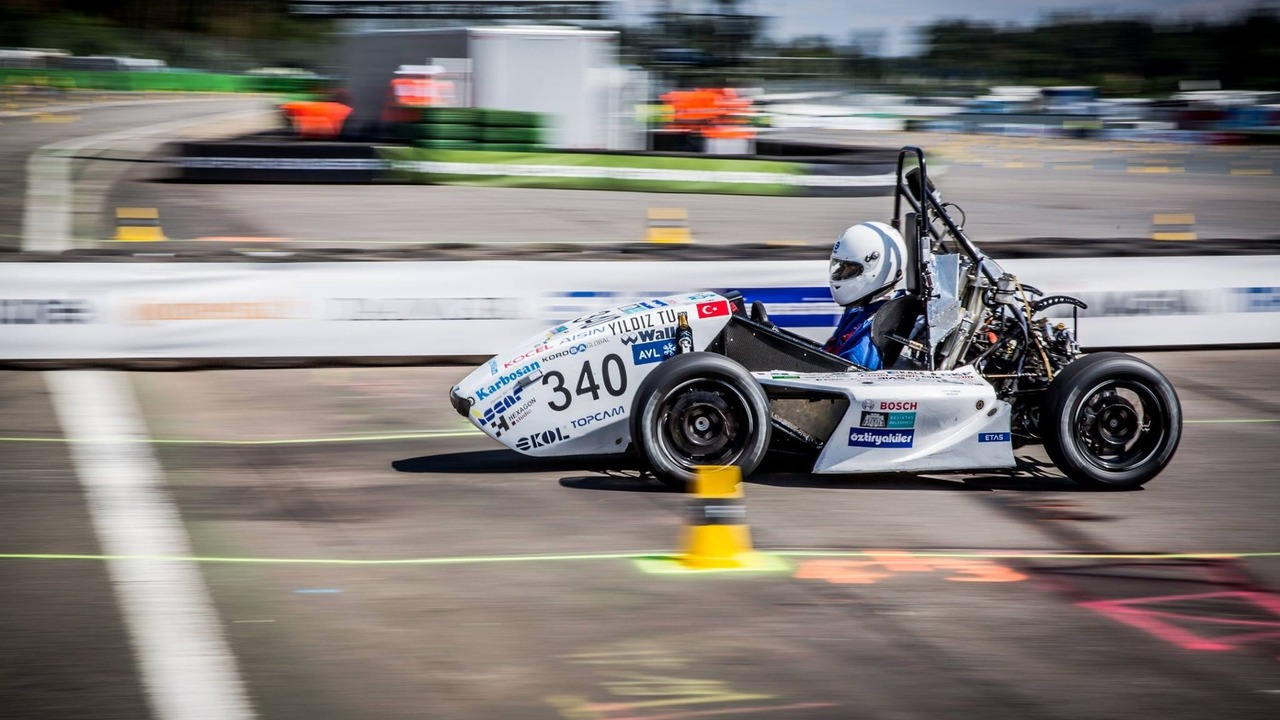 YTU Racing YTR03, Almanya