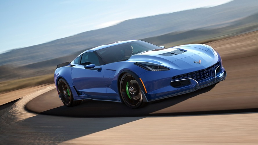 220-MPH, 800-HP Electric Corvette Detailed Ahead CES Debut