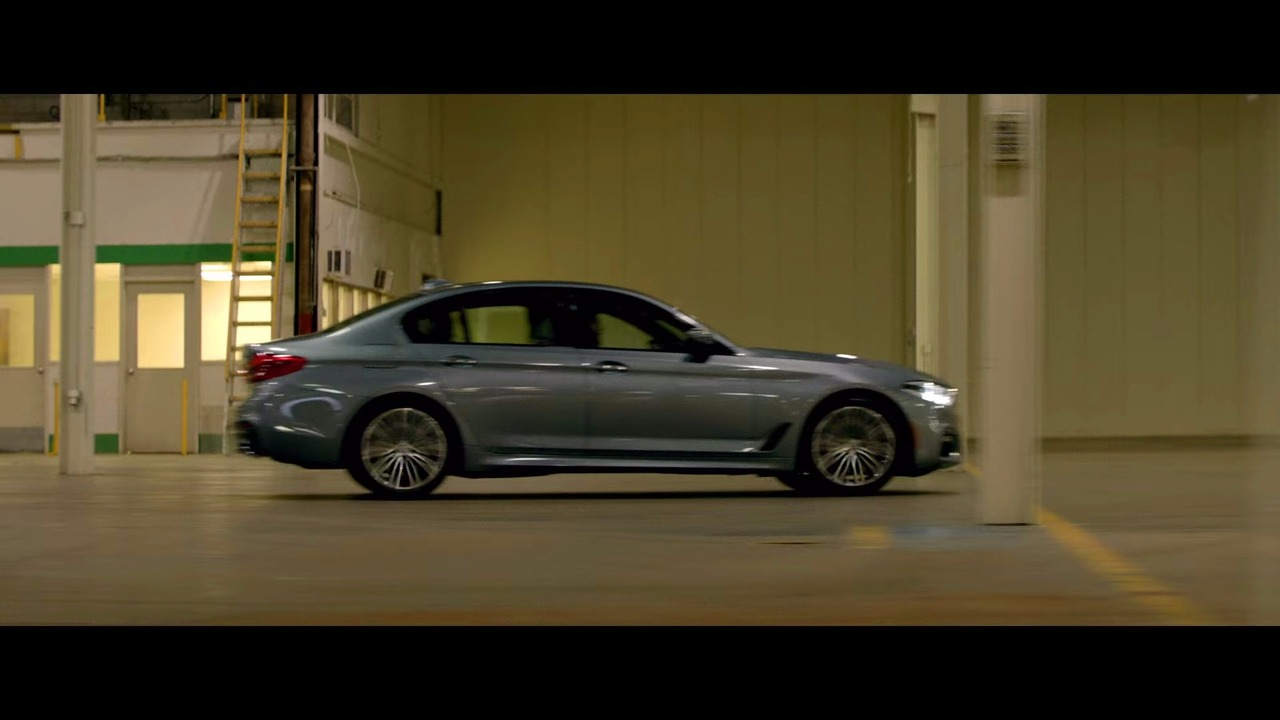 BMW Films: The Escape trailer 2