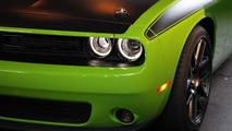 2017 Dodge Challenger T/A ve Charger Daytona
