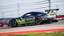 #95 Aston Martin Racing Aston Martin Vantage GTE- Marco Sorensen, Nicki Thiim