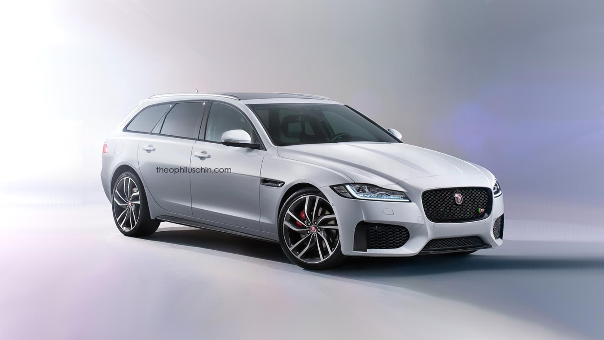 la nouvelle jaguar xf sportbrake confirm e pour 2017