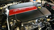 Alfa Romeo 2.0 JTDm engine