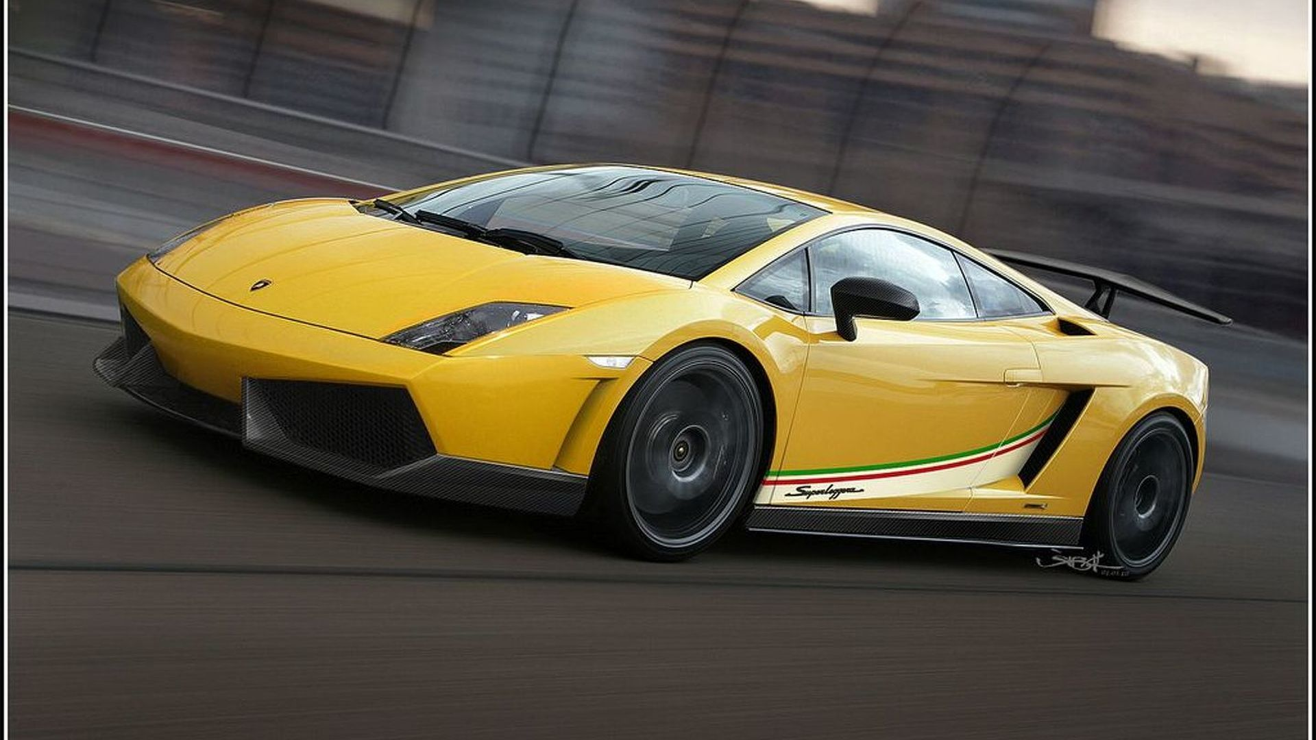 Superior Lamborghini Gallardo LP570 4 Superleggera Further Details And Renderings  Surface