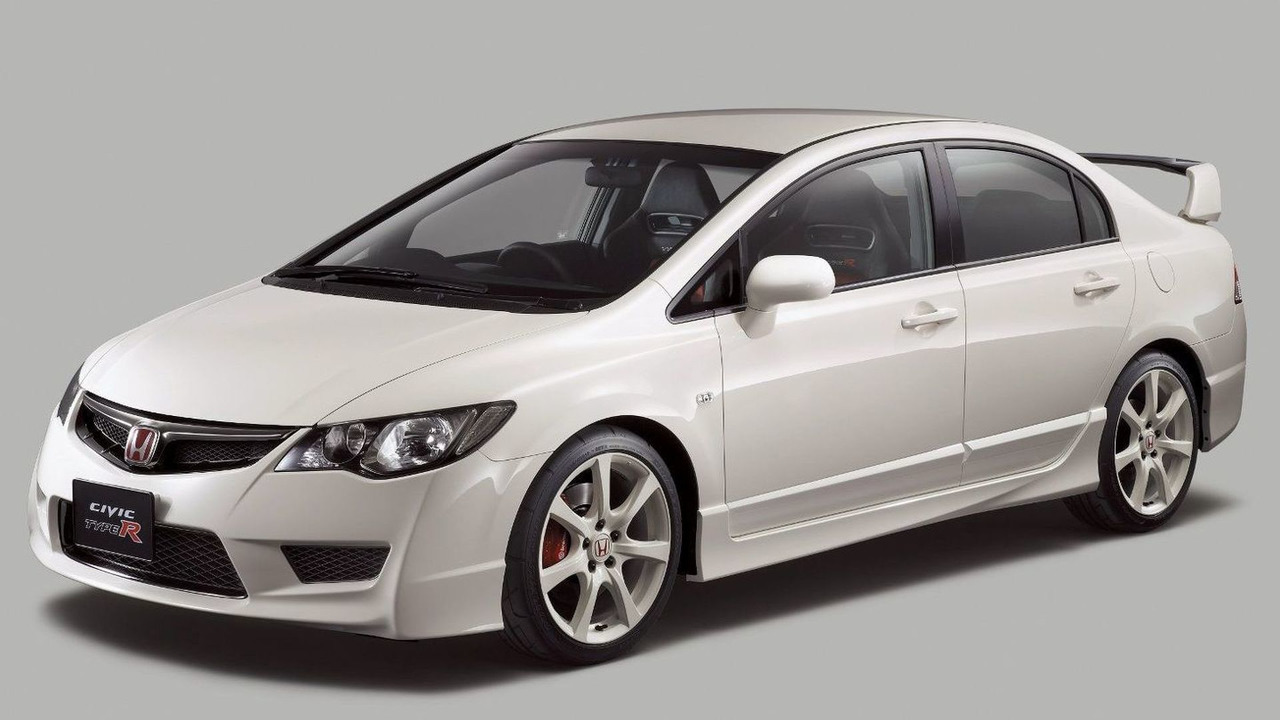 2007 Honda Civic Type R (JA) 19.04.2010