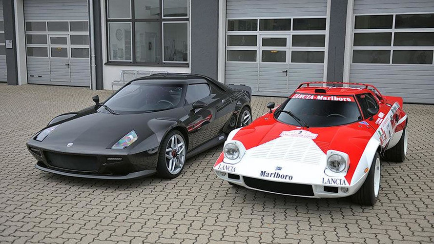 New Lancia Stratos revival official photos and details revealed