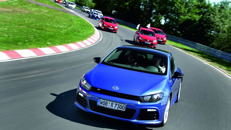 VW Scirocco R In the Metal [Video]