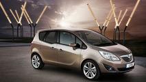 2011 Vauxall Meriva AKA 2011 Opel Meriva