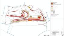Donington Park master_plan