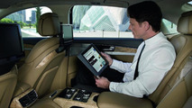 Audi A8 wireless access for iPads, laptops and netbooks 21.05.2010