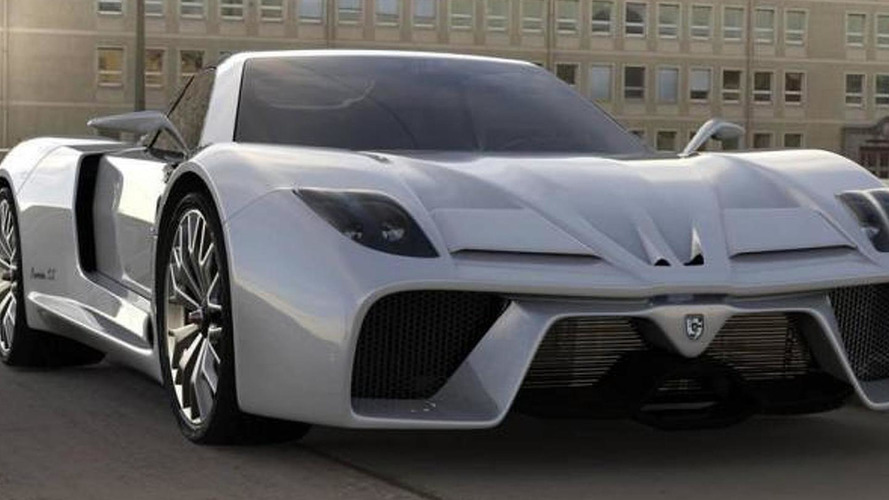 Tecnicar Lavinia should become Italy's first electric supercar