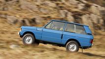 1970 Range Rover